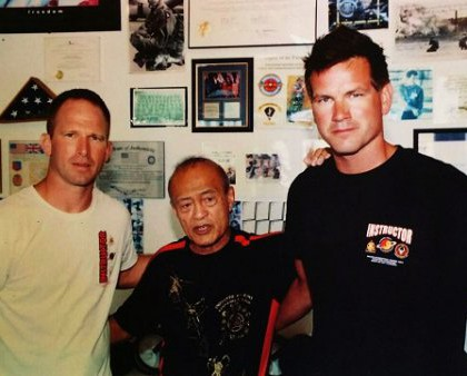 California Instructor's Camp with Dan Inosanto & JJ Machado