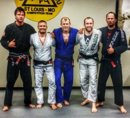 BJJ Masters Camp at Gracie Humaita St. Louis