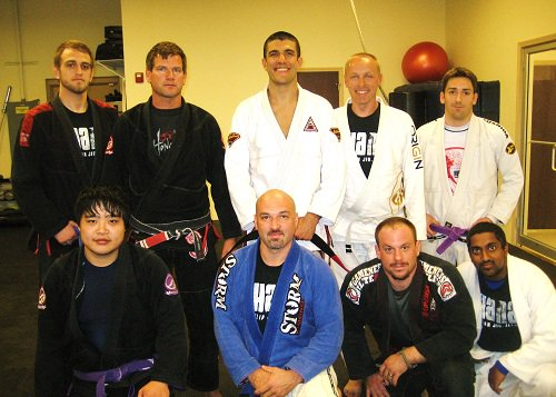 Rener Gracie Workshop