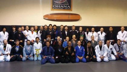 Brazilian Jiu-Jitsu Black Belt Promotions