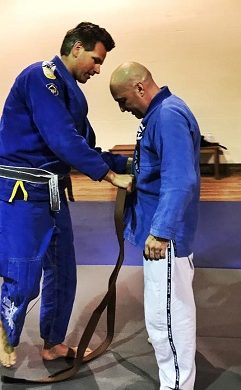 BJJ Brown Belt Promotion