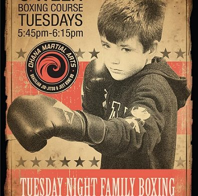 Tuesday Night Boxing
